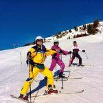 Snowboard oraz strój